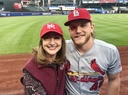 Horace Mann School Community Cheers on HM Alum and St. Louis Cardinals Centerfielder Harrison Bader '12 at Citi Field Stadium