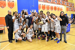 Horace Mann School's Girls Varsity Basketball Team Wins it All, Capturing NYSAIS Title