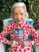 Horace Mann School Alum Marsha Hunt '34 to Receive Prestigious Mensch Award